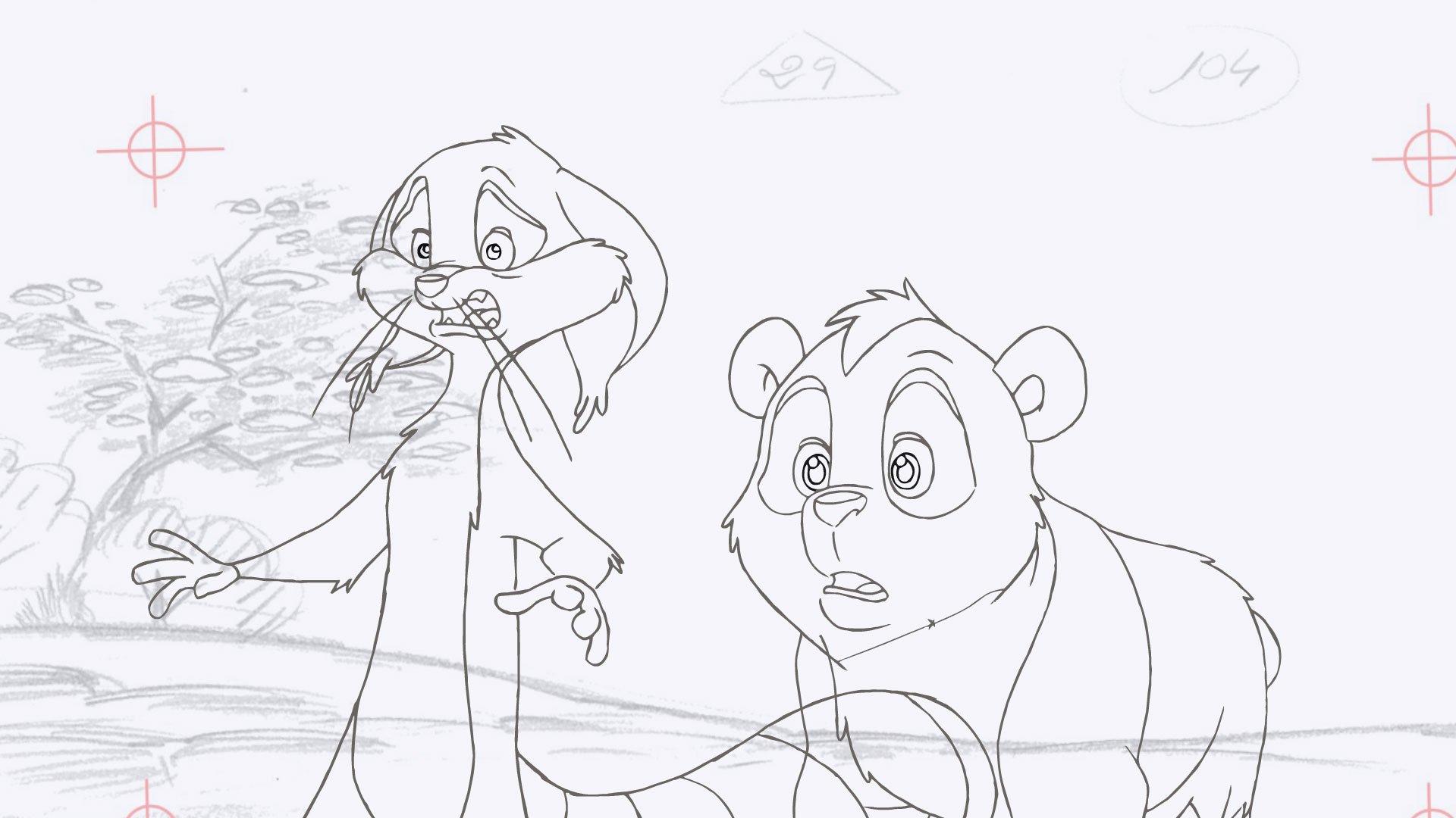 Manchu (The Little Big Panda)