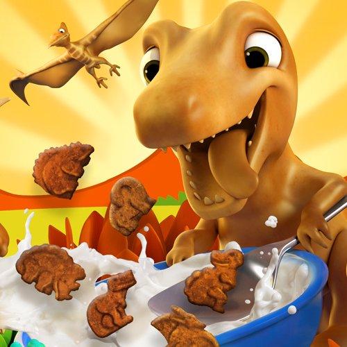 Dinohuevos Cornflakes