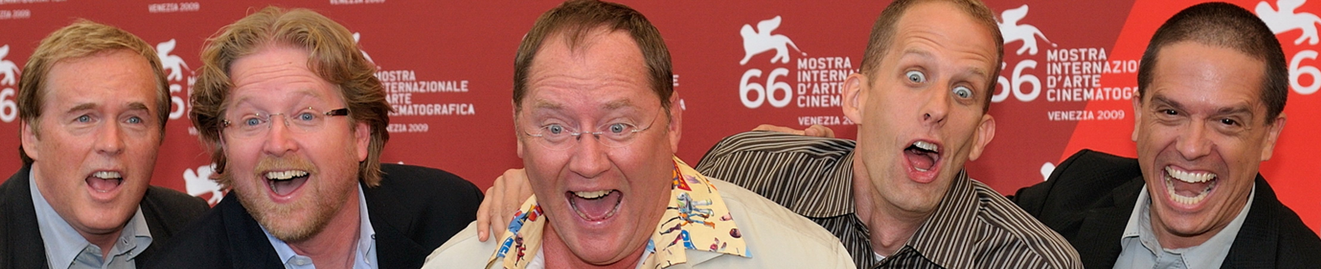 Grandes cagadas en el mundo de la Animación John Lasseter Pixar se rie Hampa Studio