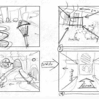 Las aventuras de Fluvi - Hampa Studio