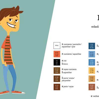 lafamiliamaduro-personajes-hijo